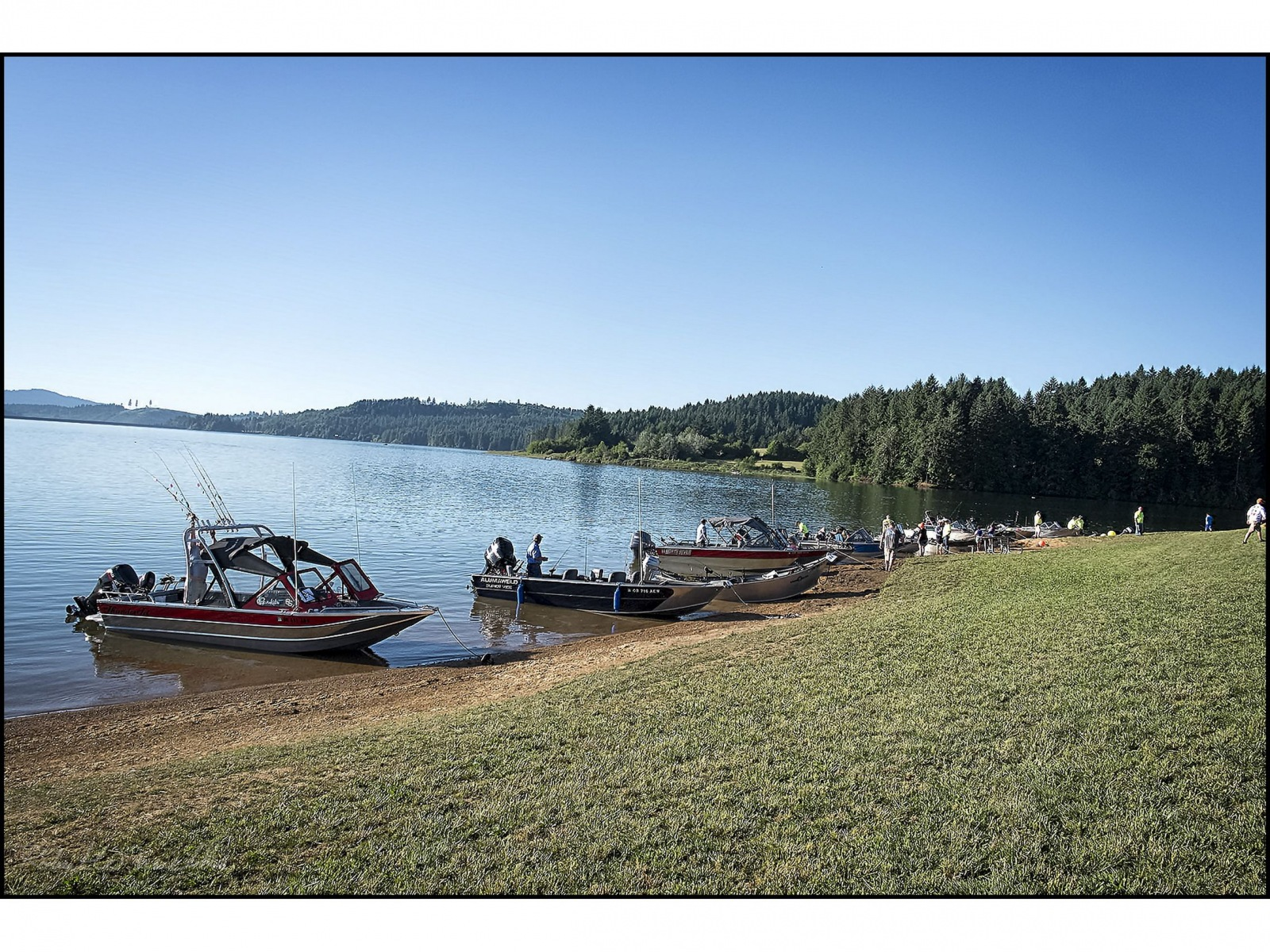 Hagg Lake Fishing Derby - I'm Hooked, Inc ®