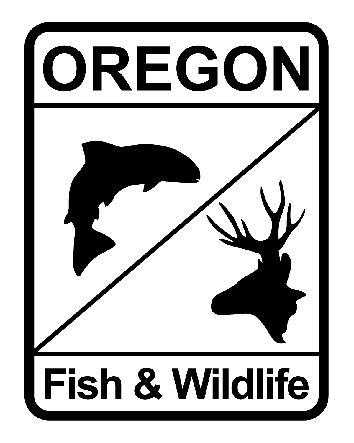 Logo - Oregon Department of Fish and Wildlife